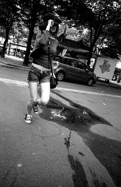 Summer on the street, Paris, 2014 ! First update ! Yippee ki-yay !
