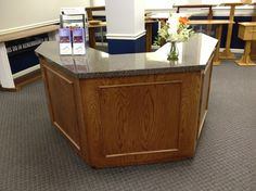 Church Welcome Center Google Search Church Remodel Pinterest To Be Church And Foyers