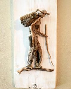 will be at PALMER PARK once a month from September. I will be at PALMER PARK once a month from September. Save Time, Money and Effort Cleaning Any Surface! Driftwood Sculpture, Driftwood Art, Sculpture Art, Twig Art, Driftwood Projects, Wood Creations, Wooden Art, Wooden Crafts, Beach Crafts