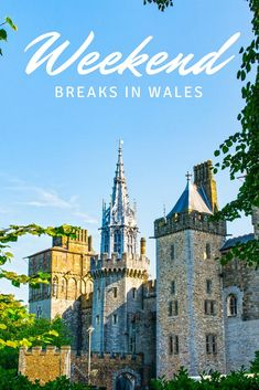 A travel guide for a wonderful weekend break in Wales, including the beautiful seaside town of Tenby in Pembrokeshire. #Wales #UK #Cardiff
