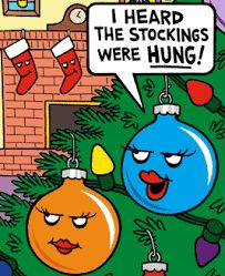 image result for dirty santa jokes funny christmas cartoons funny christmas pictures christmas jokes - Dirty Merry Christmas Pictures