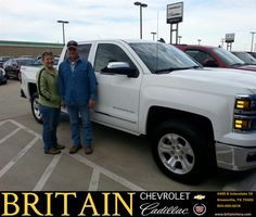 https://flic.kr/p/B8DqD8 | Britain Chevrolet Cadillac Customer Review | Mike Donahoe was great! No pressure easy transaction. Makes easy to refer others!-*-  Eric & Misty, deliverymaxx.com/DealerReviews.aspx?DealerCode=I827&R...