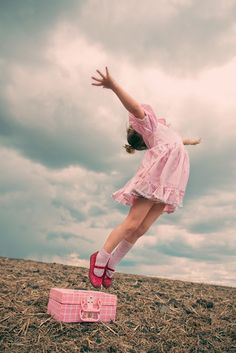 jump for joy in Pink! Pink is for JOY. Pink isn't for disease. Poses, Jumping For Joy, Foto Art, Everything Pink, Belle Photo, Vintage Pink, My Favorite Color, Cute Kids, Pretty In Pink
