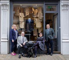 58 Chiltern Street - London Savile Row, Bespoke, The Row, London, Street, Coat, Jackets, Fashion, Taylormade