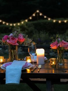 Garden Party Decorations, Table Decorations, Terrace Decor, At Home Date Nights, Vanilla Milk, Valentines Day Date, Table Flowers, Fresh Flowers, Floral Arrangements
