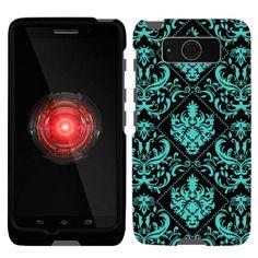 Motorola Droid Mini Teal Damask on BLack Phone Case TrekCases http://www.amazon.com/dp/B00GXHVS1E/ref=cm_sw_r_pi_dp_EGjLtb1B1FSHXDNP