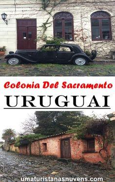 Conheça a cidade mais fofa do Uruguai em 1 dia, Colonia Del Sacramento