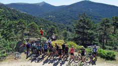 #AlfonsoyAmigos San Rafael, Street View, Mountains, Nature, Travel, Train Tracks, Group Photos, Walks, Paths