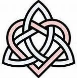 celtic sisters knot tattoo --- @Michael Aitken Shelton or this  one in white ink?
