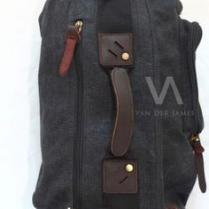 Style: Handbag, shoulder bag, messenger bag Material: Cow Hide & High Quality Canvas Dimension: P: 40cm, T: 23cm, L: 22cm Processing Surface: Soft Surface Color: Black Wash Structure: 2 external zipper pockets, 1 main compartment, 1 internal zipper pockets. cell phone bags Applicable gender: Male & Female. In Stock, Contact us !