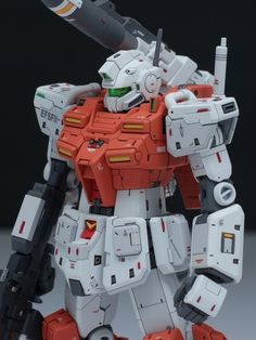 "Custom Build: HGUC 1/144 Powered GM Cannon ""Detailed"" - Gundam Kits Collection News and Reviews"