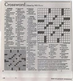 Visual inspiration is everywhere--the @nytimes crossword puzzle--so graphic.