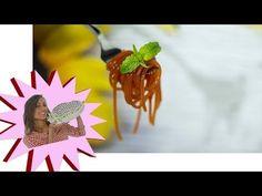 Spaghetti di Pomodoro Molecolari - YouTube