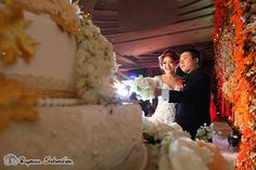 Wedding day photograph by me