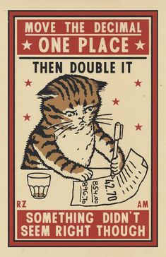 Three color screen print by Arna Miller & Ravi Zupa, featuring fun and whimsical images of cats drinking at bars. Available for purchase online through Spoke Art Gallery. Poster Anime, Drunk Cat, Spoke Art, Screen Print Poster, Matchbox Art, Cat Posters, Vintage Cat, Cat Art, Vintage Posters