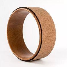 Cercle de Yoga en bois doux Yoga, Bracelets, Leather, Jewelry, Jewlery, Jewerly, Schmuck, Jewels, Jewelery