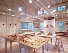 Artists studio / Love the Light!