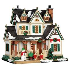 Make 2018 a year to remember with the latest Lemax holiday village collectables. Start a family Christmas tradition with Lemax Village Collection today! Lego Christmas Village, Lego Winter Village, Lemax Christmas, Christmas Town, Christmas Villages, Christmas Diy, Christmas Decorations, Holiday Decor, Village Lemax
