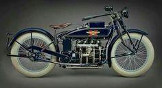 Excelsior Henderson 1923