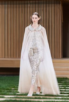Chanel Haute couture Spring/Summer 2016 60