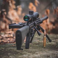 Image may contain: one or more people and outdoor Weapons Guns, Guns And Ammo, Airsoft, Armas Wallpaper, Armas Ninja, Concept Weapons, Custom Guns, Military Guns, Hunting Rifles
