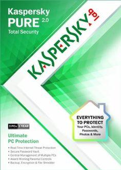Kaspersky Pure 2.0 - 3 Users