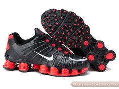 d201dd505e6 black red white Mens Nike Shox TLX Wholesale Nike Shoes