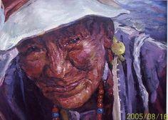modern tibetan paintings - Google zoeken