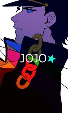#JJBA Part 3 Jotaro.
