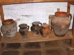 Resultado de imagem para cozinhas portuguesas antigas Jar, Painting, Home Decor, Kitchens, Decoration Home, Room Decor, Painting Art, Paintings, Painted Canvas