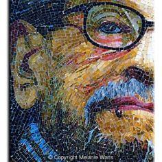 enzo aiello mosaic artist - Google Search