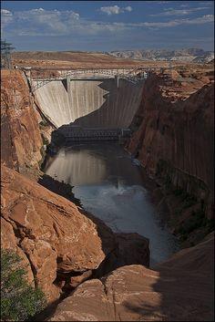Glen Canyon Dam - Arizona