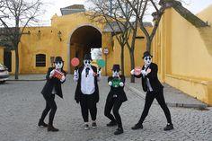MIMA de volta à Secundária de Elvas | Portal Elvasnews