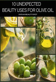 10 unexpected beauty uses for olive oil   https://www.facebook.com/indianbeautyspot