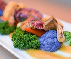 Menu based on seasonal products, locally grown produce & organic ingredients, fresh wild and sustainable seafood every day, modern & creative local California cuisine. Vegan, vegetarian and gluten...