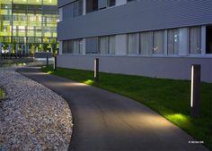 Simple outdoor lighting design