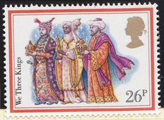 Royal Mail Christmas 1982
