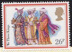 1982 Reino Unido - Los 3 Reyes Magos