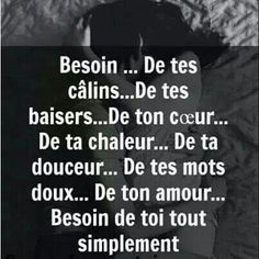 Tu me Manques ! Best Quotes, Love Quotes, Funny Quotes, Cute Sentences, Citations Couple, Tu Me Manques, Romance And Love, Positive And Negative, Live Love