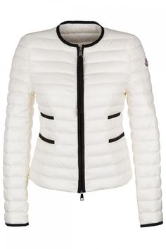 """Moncler Damen Daunenjacke """"Baillet"""" Natur Weiss 