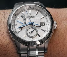Citizen Signature Grand Classic 9184 Watch Hands-On