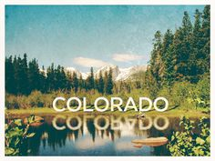 Kevin F.J. Harris places a stonker on Dribble    http://dribbble.com/shots/446719-Favorite-Place-on-Earth-Colorado