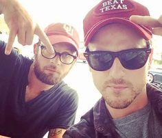 Jared & Nathan Followill #KOL