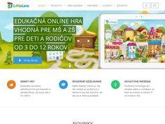 Little Lane - vzdelávacia hra pre deti