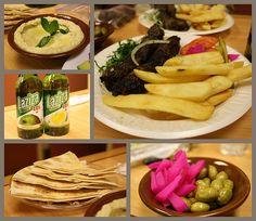 Lebanese Food.