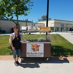 On the Go Cafe grab and go lunch @ San Juan HS.