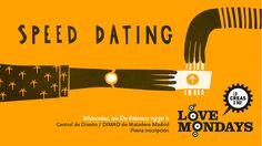 Cartel Love Mondays - Febrero 2013 - Diseño Ester Latorre