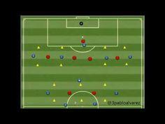 Juego de Posición: Salida de balón+Transición - YouTube Soccer Positions, Soccer Drills, Soccer Training, Football Soccer, Coaching, Positivity, Sports, Youtube, Soccer Practice