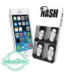 Nash Grier Fun Photos  Design for iPhone 4, 4S, 5, 5C, 5S, iPod Touch 5, And Samsung Galaxy S3, S4, S5, Note 3 Case