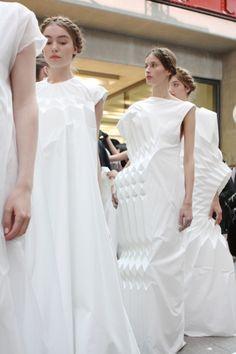 Central Saint Martins BA Graduate Fashion Show 2013 | BA Final Collections, Fashion, Fashion Show | 1 Granary